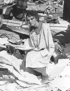 New London Texas School Explosion--My mother, May F. Kendall, 23 years old. Photo by Ken Kendall, my father Kendall Studio, Overton Texas Texas City Explosion, Tyler Texas, Texas Things, New London, Tornadoes, Explosions, Interesting History, Galveston, Storms