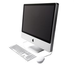 Apple revolutionised the way computers look and work - the iMac, designed by Jonathan Ives, is an icon and uber cool.