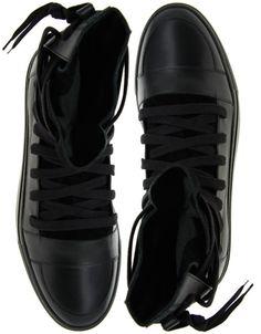 Kris Van Assche Slouch Hi-Top Sneakers