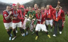 Manchester United won their 20th league title!! #ManchesterIsRed #RedDevils