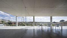 Blurred boundaries at the Casa Rufo by Alberto Campo Baeza