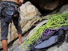A beginner's rock climbing dictionary.