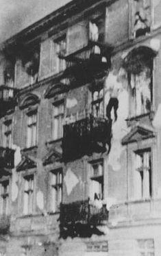 19 avril 1943 - Le ghetto de Varsovie se soulève -