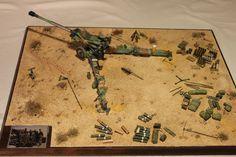 Trumpeter Howitzer