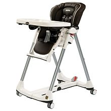 Peg Perego Highchair - We love the adjustable heights and the color matches our kitchen. Perfect...