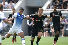 LOS ANGELES, CA – MAY 05: LAFC vs FC Dallas on May 05, 2018 at Banc of California Stadium in Los Angeles, California / Mosquera Fc Dallas, Professional Soccer, Major League Soccer, Soccer World, United States, California, Running, Sports, Hs Sports