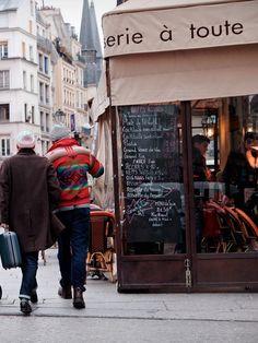 Rue Réaumur, Paris II