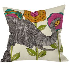 Found it at AllModern - Valentina Ramos Aaron Throw Pillow