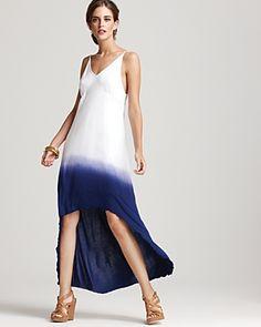 KAS New York Dress - Toni Ombre Maxi Dress