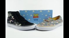 New post on Getmybuzzup TV- Toy Story x Vans Collection Buzz Lightyear & Woody (SK8-Hi + Authentic)- http://wp.me/p7uYSk-yH9- Please Share