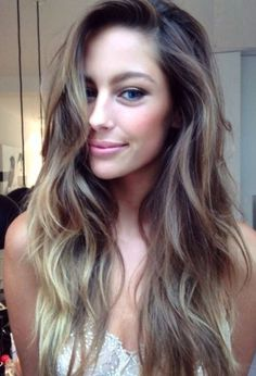 Hottest Hair Color Ideas for Long Layered Hairstyle 2017 for Womens