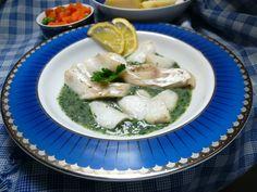 Jedno z lepszych dań z ryby.Sos kremowy ,lekka ,jędrna ryba czego trzeba więcej do skosztowania przepysznego obiadu , a ryba ma tylko 210 kcal. 25