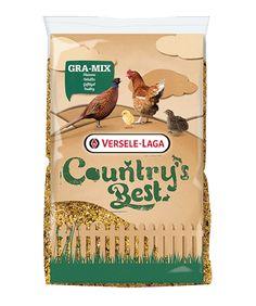 Dit vind ik een heel interessant product van Versele-Laga: GRA-MIX kuiken- en kwartelgraan