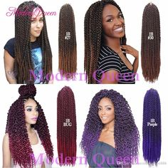 3d Tm Cubic Twist Crochet Braids Afri Naptural Tm Split Synthetic Ombre Havana Mambo Senegalese Freetress Braiding Twist Hair Extensions Cheap Bulk Hair Hair Bulk From Modernqueen888, $7.2| Dhgate.Com Cheap Hair Extensions, Twist Hairstyles, Crochet Braids, Synthetic Hair, Havana, Exercises, 3d, Hair Styles, Exercise Routines