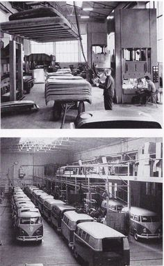 Westfalia VW factory picture