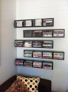 ikea dvd storage - Google Search
