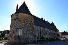 Château de Prémery. Bourgogne