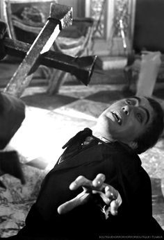 """""""Horror of Dracula"""" (1958)"""