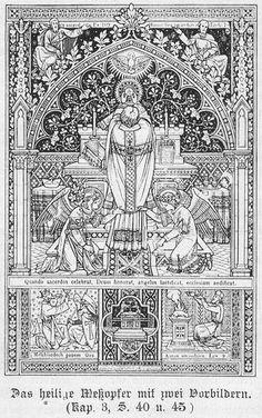 """Die Quelle Aller Gnaden  """"Quando Sacerdos celebrat, Deum honorat, angelos laetificat, ecclesiam aedificat."""""""