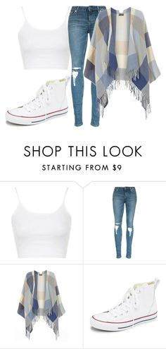 """""""Effy"""" by rubiafallida on Polyvore featuring moda, Topshop, Dorothy Perkins, Converse, women's clothing, women, female, woman, misses y juniors"""