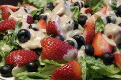 Dr. Fuhrman's Patriotic Salad | Recipe Guide | Dr Fuhrman.com
