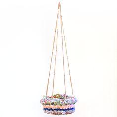 裂編みプラントハンガー Bucket Bag, Bags, Handbags, Totes, Hand Bags, Purses, Bag