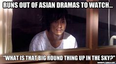 Don't think I'll run out of dramas to watch but I'm sure this will be me if I do. XD #kdramamemes #kdrama