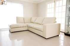 Westpoint Corner sofa faux leather