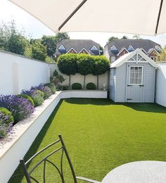 53 Amazing Mini Garden Design Ideas for Your Backyard Backyard Patio Designs, Small Backyard Landscaping, Modern Backyard, Landscaping Ideas, Backyard Ideas, Small Backyard Gardens, Backyard Projects, Back Garden Design, Modern Garden Design