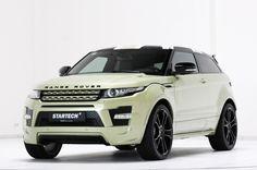 Startech neemt Range Rover Evoque onder handen incl. LPG