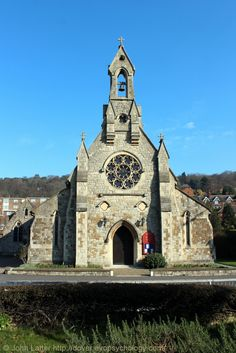St Paul's Roman Catholic Church, Dover, Kent. Built 1867-1868