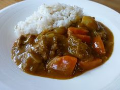 All About Japanese Food: Curry and Rice