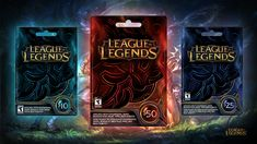 You don't need to spend a single buck on League of Legends! We are giving away Riot Points!