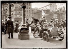 New York City, 1908