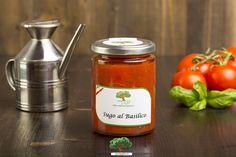 Prova il nostro sugo al basilico pugliese, fatto in modo tradizionale...🍅🍅🍅