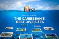 What Lies Beneath: The Caribbean's Best Dive Sites - http://blog.f1rst.com/exp/what-lies-beneath-the-caribbeans-best-dive-sites/