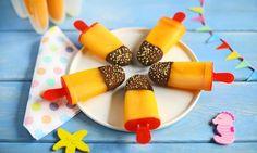 Przepis na Wodne lody pomarańczowe Sugar, Cookies, Cake, Food, Crack Crackers, Biscuits, Kuchen, Essen, Meals