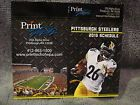PITTSBURGH STEELERS - 2015 pocket schedule - NFL football - LeVeon Bell