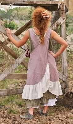 Magnolia Pearl Clothing - apron