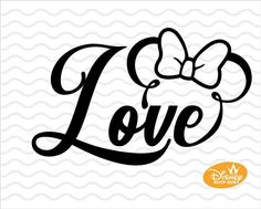 Disney Diy, Disney Trips, Disney Love, Mouse Tattoos, Disney Tattoos, Silhouette Cameo Projects, Silhouette Design, Coloring Books, Coloring Pages