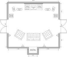 about Floor Plans on Pinterest  Home theater rooms, Floor plans ...