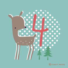 deer by Lizzie Mackay
