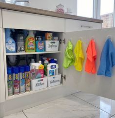 Cleaning Closet, Household Cleaning Tips, House Cleaning Tips, Cleaning Hacks, Cleaning Products, Cleaning Cupboard Organisation, Home Organisation, Organization Ideas, Creative Storage