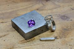 Cartier London trained Glenn Chapman and Son are Goldsmiths & Watchmakers based in Milton Keynes. Milton Keynes, Cartier, Handcrafted Jewelry, Sapphire, Rings, Handmade Chain Jewelry, Handmade Jewelry, Ring, Handmade Jewelry Findings