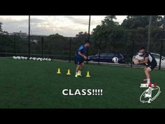 SPEED & AGILITY with resistance using SKLZ recoil 360 - Joner 1on1 - YouTube