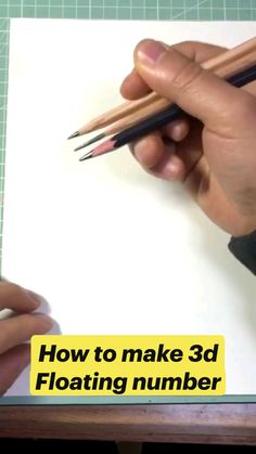 3d Art Drawing, Art Drawings Sketches Simple, Easy Drawings, Wow Art, You Draw, Diy Canvas Art, Amazing Art, Awesome, Pencil Art