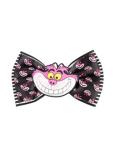 Loungefly Disney Alice In Wonderland Cheshire Cat Hair BowLoungefly Disney Alice In Wonderland Cheshire Cat Hair Bow,