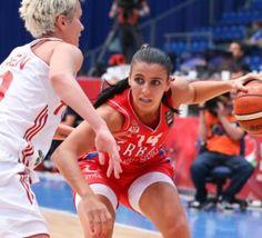 Basket féminin - EuroBasket Women 2015: Ana Dabovic (Serbie), 31 pts contre la Turquie - vidéo