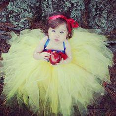Baby blancanieves!