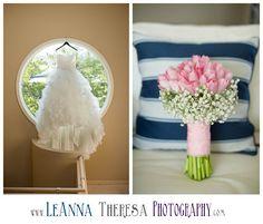 Barnegat Light Wedding | LBI Wedding Pictures | Beach Wedding | Wedding Ideas | Pink Wedding Flowers | Spring Wedding